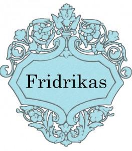Vardas Fridrikas