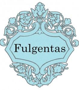 Vardas Fulgentas