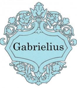 Vardas Gabrielius
