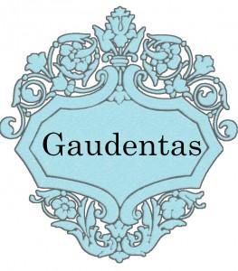Vardas Gaudentas