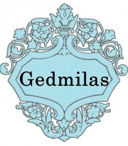 Gedmilas