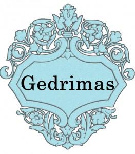 Gedrimas