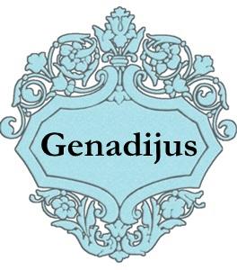 Genadijus