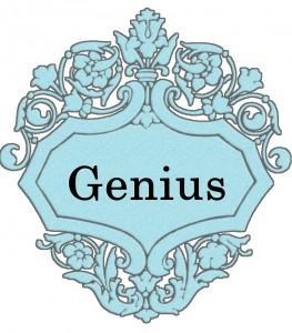Vardas Genius
