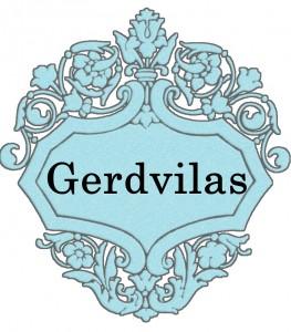 Gerdvilas