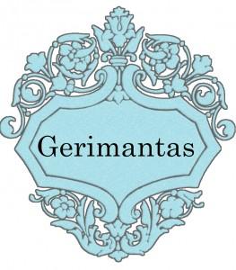 Vardas Gerimantas