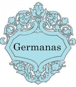 Vardas Germanas