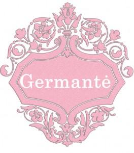 Vardas Germantė