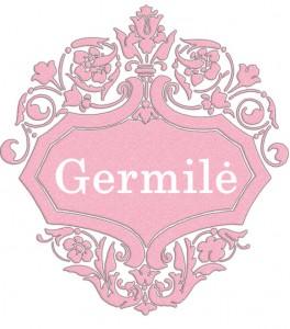 Vardas Germilė