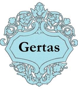 Gertas