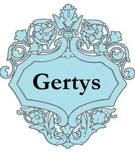 Gertys