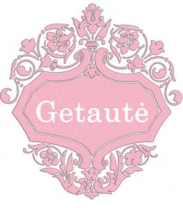 Vardas Getautė