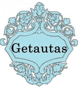 Vardas Getautas