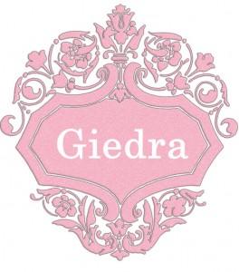 Giedra