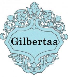 Vardas Gilbertas