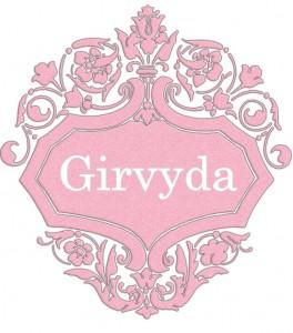 Vardas Girvyda