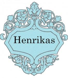 Vardas Henrikas
