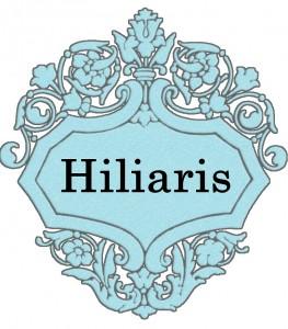 Vardas Hiliaris