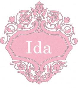 Vardas Ida