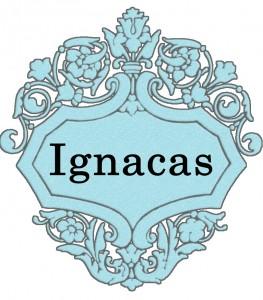 Vardas Ignacas
