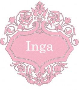 Vardas Inga