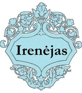 Irenejas vardas