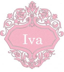 Vardas Iva