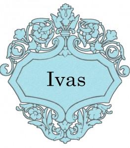 Vardas Ivas