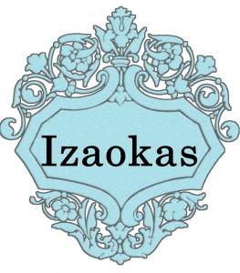 Vardas Izaokas