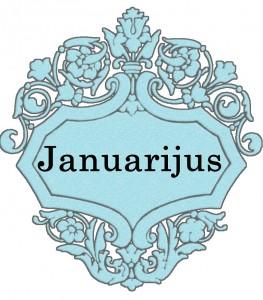Vardas Januarijus