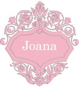 Vardas Joana