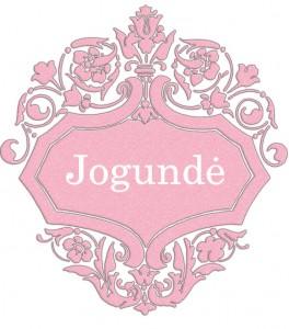 Vardas Jogundė