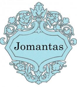 Vardas Jomantas