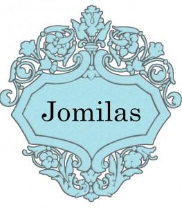 Vardas Jomilas