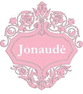 Jonaude