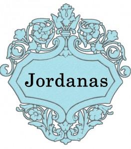 Vardas Jordanas