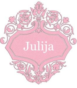 Julija