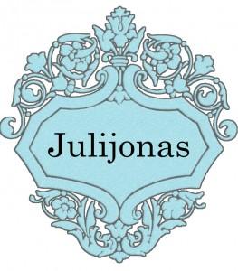 Vardas Julijonas