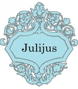 Vardas Julijus