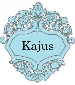 Vardas Kajus