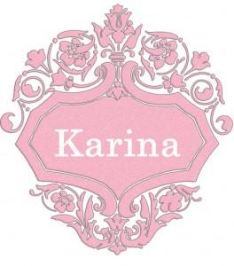 Vardas Karina