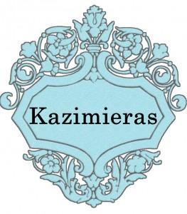 Vardas Kazimieras