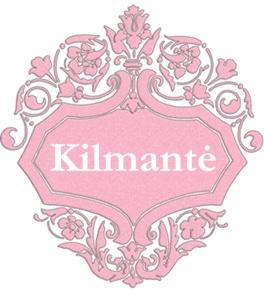 Kilmantė