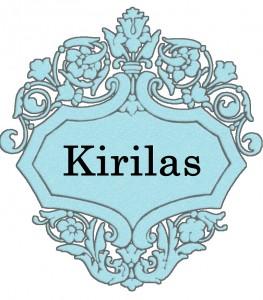 Vardas Kirilas
