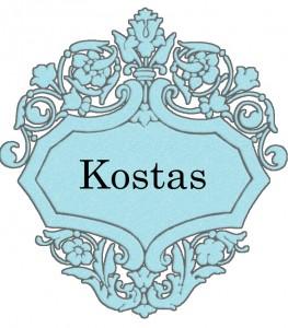 Vardas Kostas