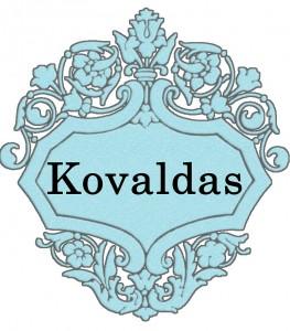 Vardas Kovaldas