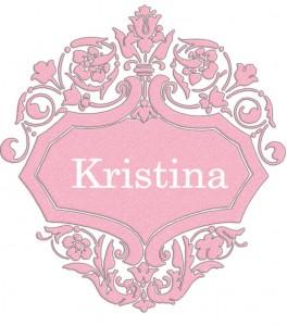 Vardas Kristina