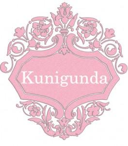 Vardas Kunigunda