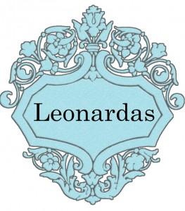 Vardas Leonardas