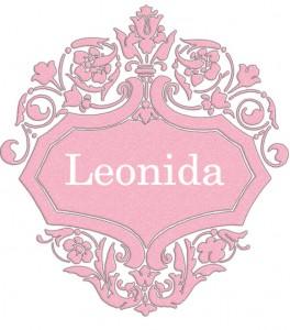 Vardas Leonida